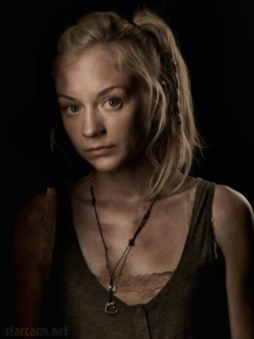 Beth Greene from The Walking Dead