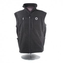 Fleece vest by DadGear