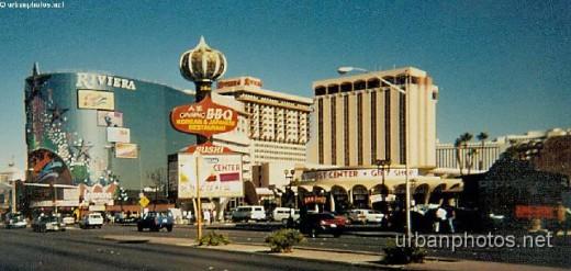 Riviera Las Vegas in the mid 1990s.