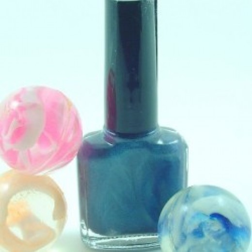 With all the different tools and supplies available today, you can freely express yourself with nail art designs.