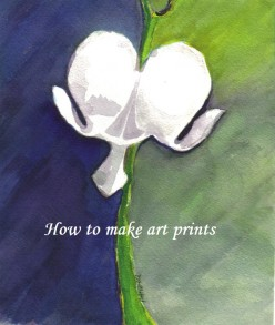 Art Printing: How to Make Art Prints