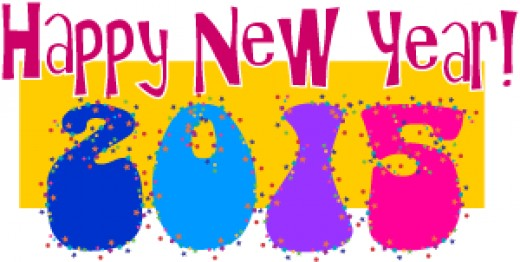 free clipart new years eve 2015 - photo #27