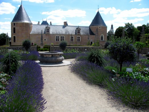 The Chateau of Chamerolles