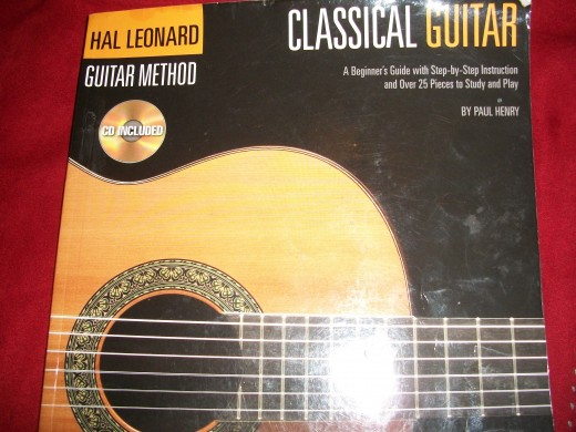 The best Classical Guitar book I have ever found. The book hold the students interest. The book is a Hal Leonard publication by Paul Henry.
