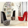 Cool & Funky:  High Heel Shoe Chairs for Less
