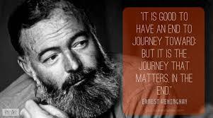 The Master, Ernest Hemingway