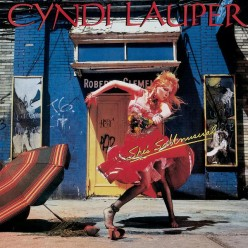 "Cyndi Lauper's ""She's So Unusual"" Reviewed"
