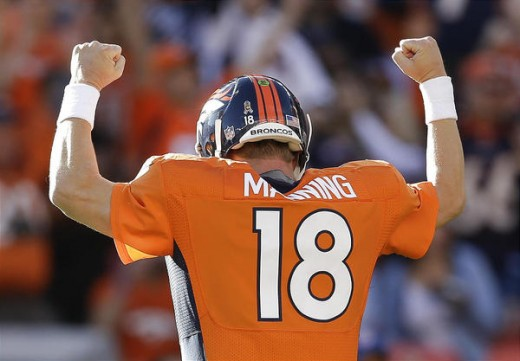 Manning is closing in on yet another All-Time record.