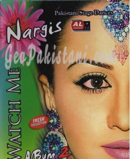 nargis eye