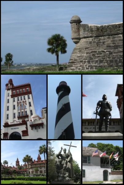 St Augustine Florida, the nations oldest city is also said to be one of the most haunted cities in Florida. Many people say its the most haunted city in America.