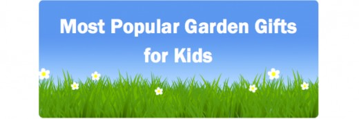 Most Popular Garden Gifts for Kids