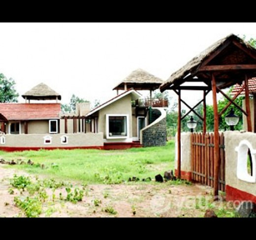 Lodge in Bandhavgarh