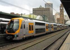 CityRail - Extensive rail network