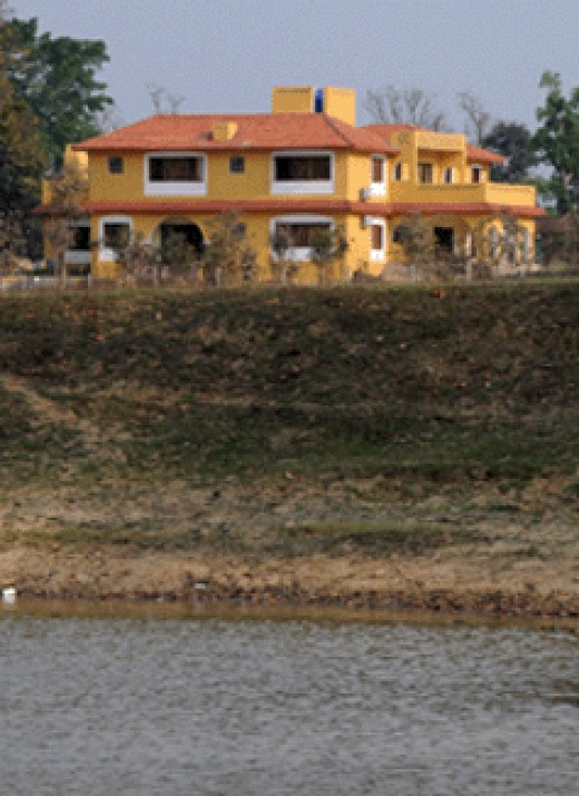 Hotel in Kanha