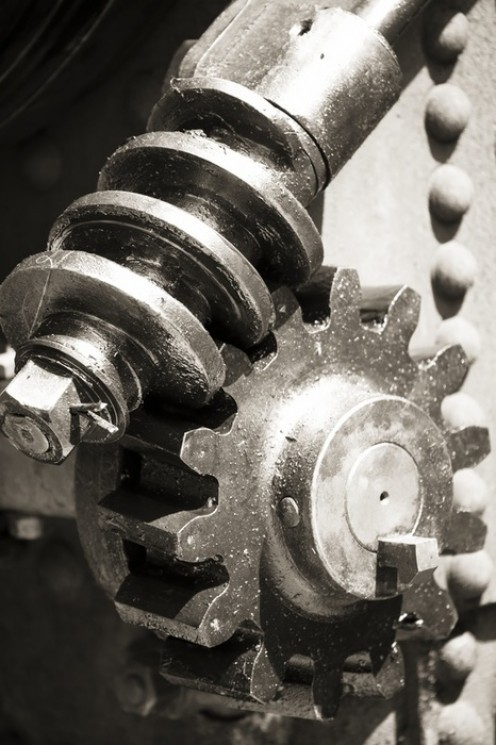 A cog is a tooth on the rim of a wheel or gear, which is a subordinate but integral part of a watch. Everyone has heard of a person who thinks that they are the main cog who's holding everything together.