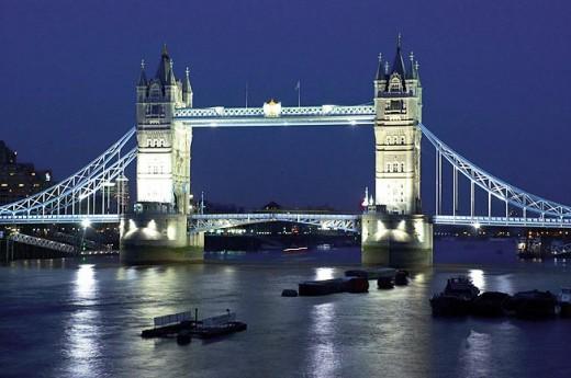 Famous London Landmark