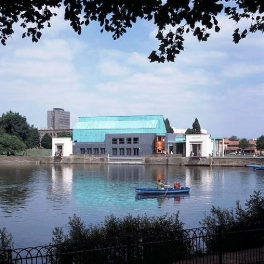 The Lakeside Arts Centre