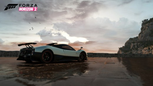 Yes, Horizon 2 really is that beautiful.