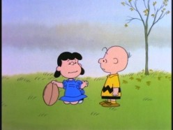 Do you think this year will be the year that Charlie Brown is going to finally kick the football?