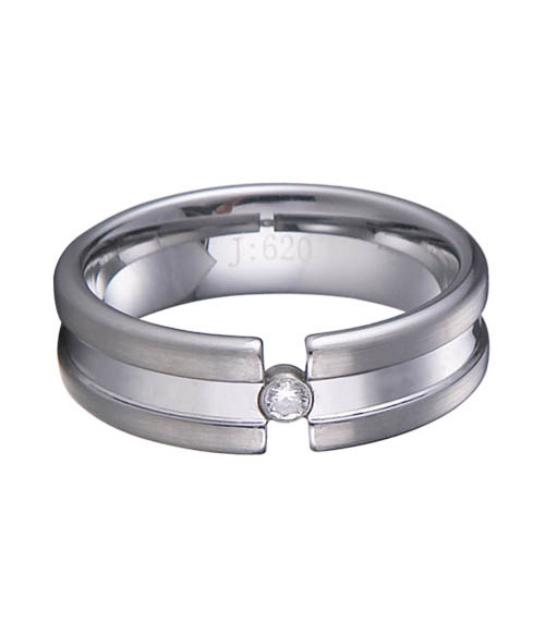 wedding ring - metal