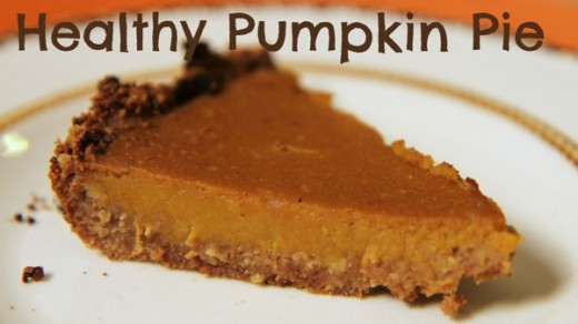 The ultimate healthy pumpkin pie recipe