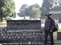 Kanha national Park  - Museum