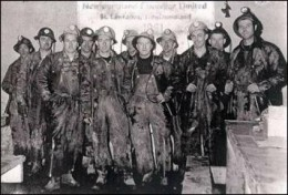 Miners 1961