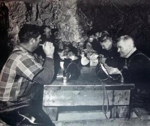Miners' Lunchroom
