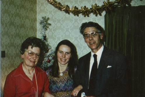 My Parents inspired Confidence, Led me through Life, Helped me
