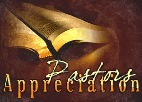 October is Pastor Appreciation Month - Ideas to Honor and ...