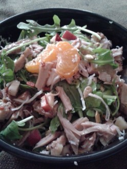 Nature's Bounty Salad