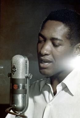 The late great Sam Cooke