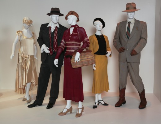"Costumes from ""Bonnie and Clyde"" Costume Designer, Marilyn Vance"