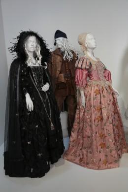 "Costumes from ""Salem"" Costume Designer, Joseph A. Porro"