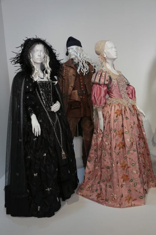"Costumes from ""Salem"" Costume Designer, Joseph A. Porro"