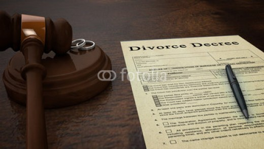 Divorce can be financially devastating