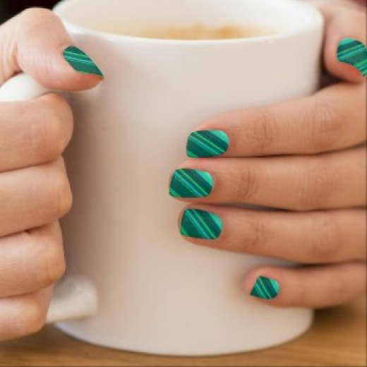 Fun color and designs nail art wraps or decals and other items available by clicking the source link)