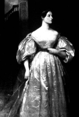 Ada Augusta, the Countess of  Lovelace