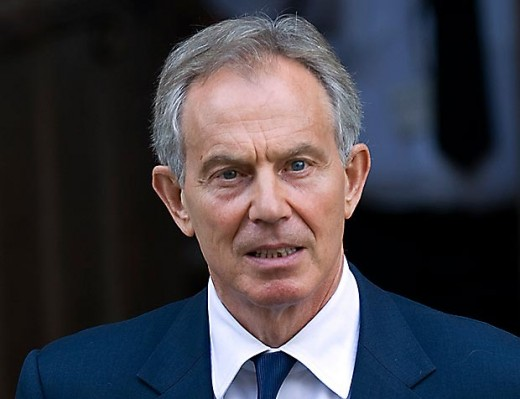 "Tony Blair: ""clinically insane"""