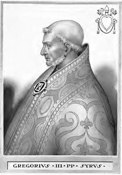 Pope Gregory III