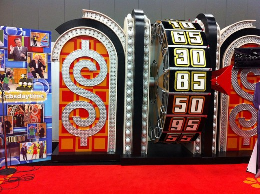 The Price is Right Wheel