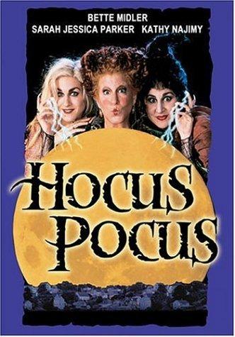 Hocus Pocus official poster
