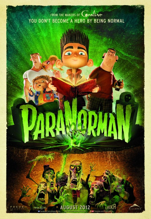 ParaNorman official poster