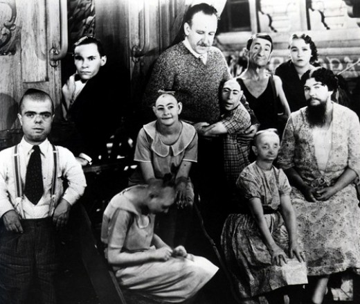 Tod Browning and company.