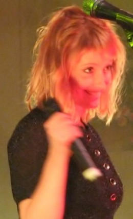 Leigh Nash of Sixpence None The Richer