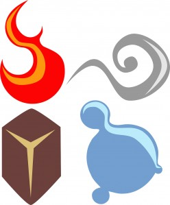 Four Elements Haiku