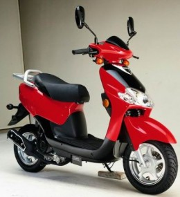 The FY50QT-8 Scooter