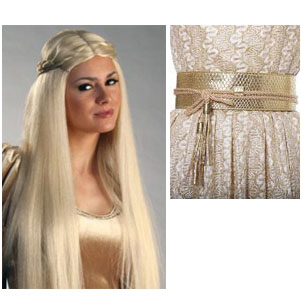 Grecian gold belt from Genie in a Closet