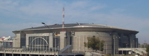 Belgrade Arena, Serbia: Venue for the 2008 Eurovision Song Contest