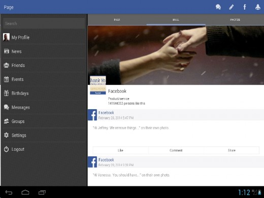 how to download multiple pictures from facebook